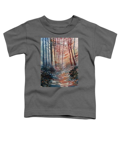 Wander In The Woods Toddler T-Shirt
