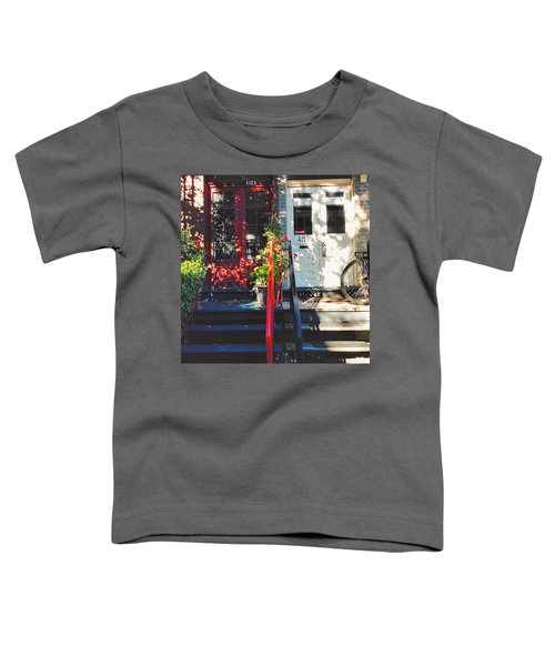 Wandering Around The Plateau On A Toddler T-Shirt