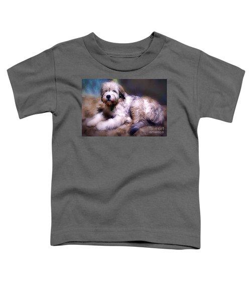 Want A Best Friend Toddler T-Shirt