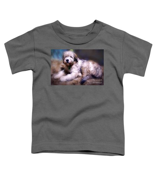 Want A Best Friend Toddler T-Shirt