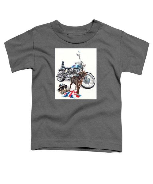 War Is Hell Toddler T-Shirt
