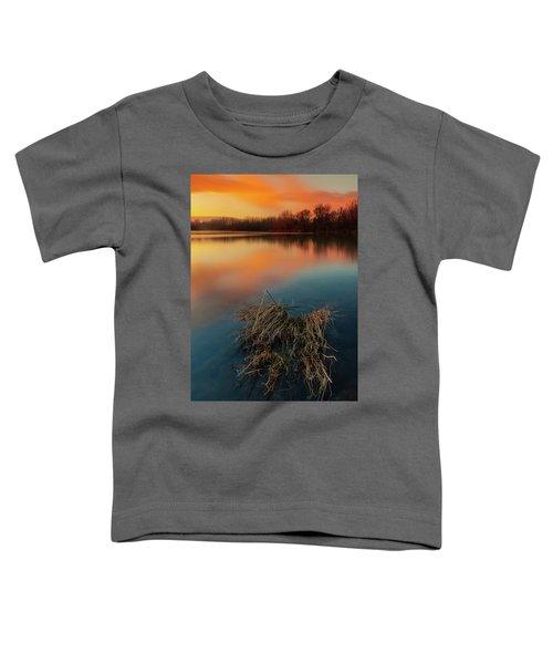 Warm Evening Toddler T-Shirt