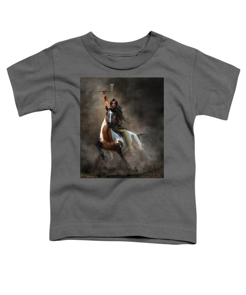 Warrior Toddler T-Shirt