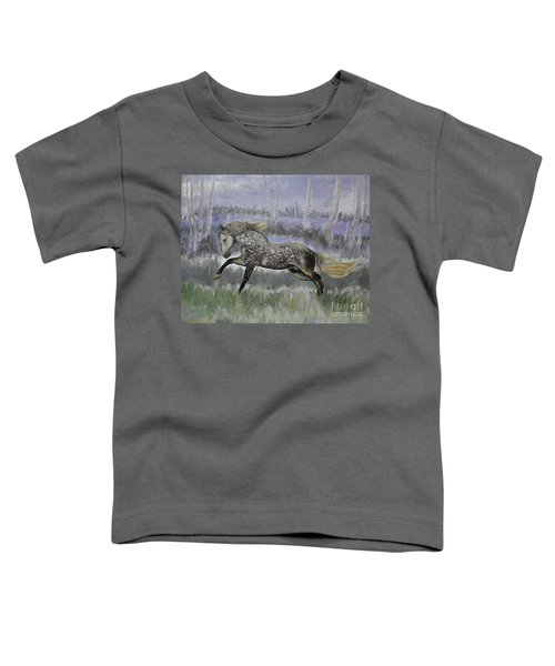 Warrior Of Magical Realms Toddler T-Shirt
