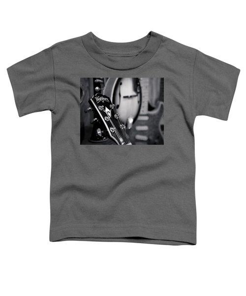 Washburn Guitar Toddler T-Shirt