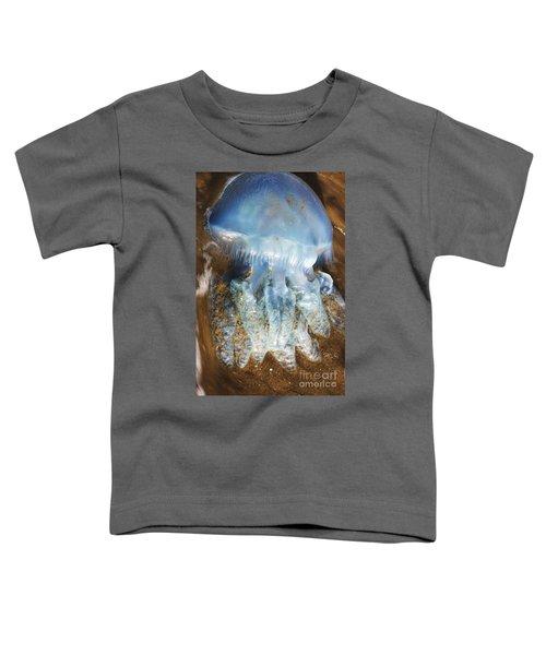 Washed-up Jellyfish Toddler T-Shirt
