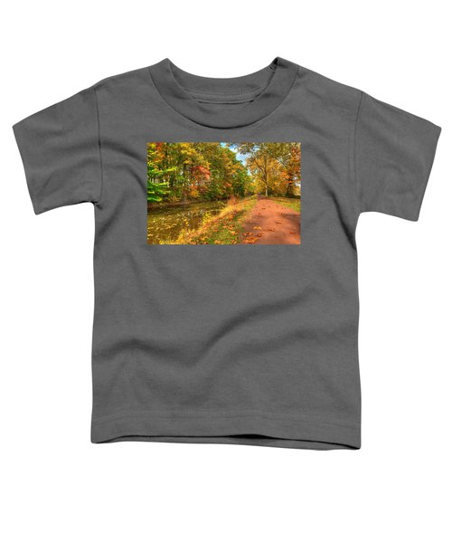Washington Crossing Park Toddler T-Shirt