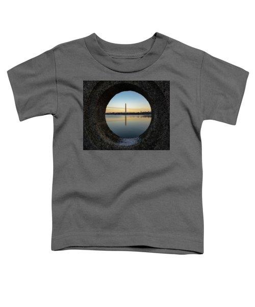 Washington Monument Toddler T-Shirt