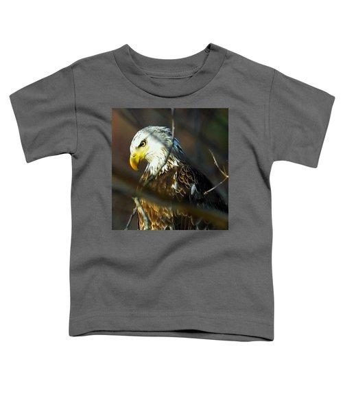 Watchful Eye Toddler T-Shirt