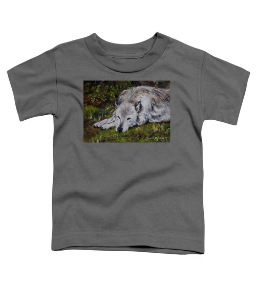 Watchful Rest Toddler T-Shirt