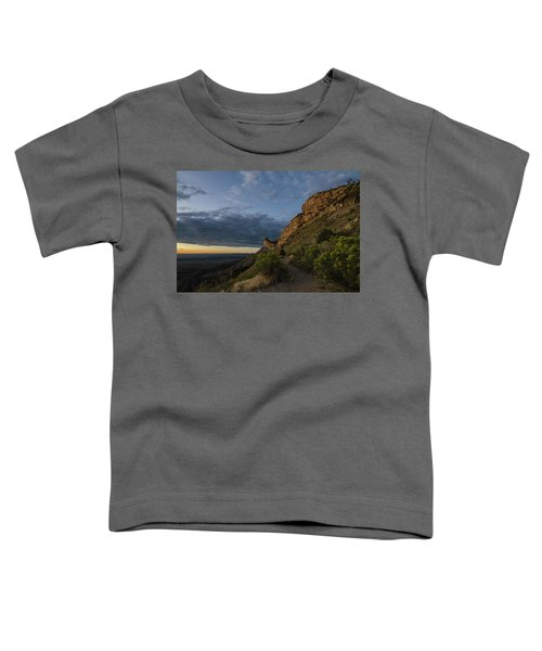 Watching The Sun Fade Toddler T-Shirt