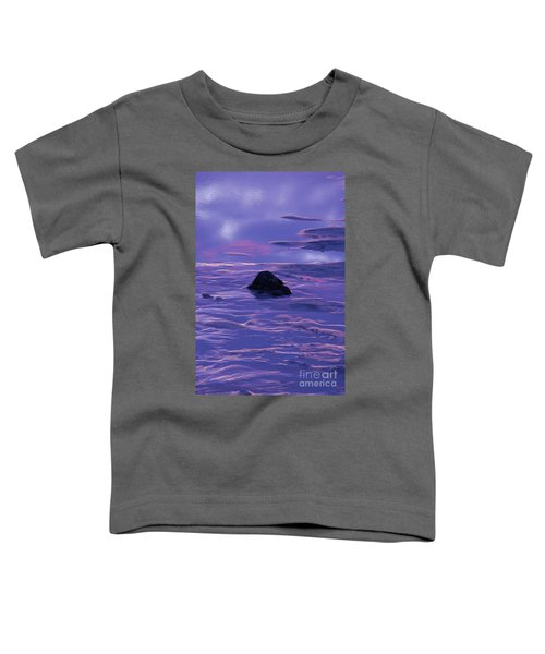 Water By Jenny Potter Toddler T-Shirt