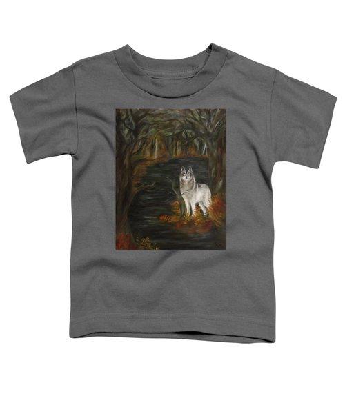 Water Dark Toddler T-Shirt