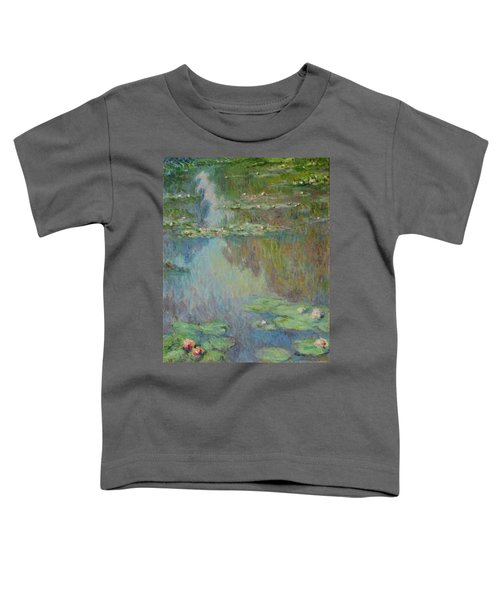 Water Lilies  Toddler T-Shirt