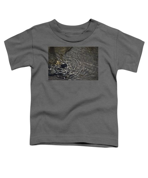 Toddler T-Shirt featuring the photograph Black Hole by Yulia Kazansky