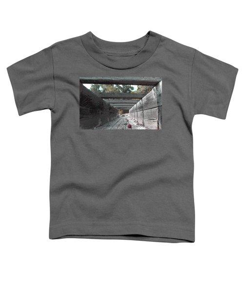 Water Sluce Toddler T-Shirt