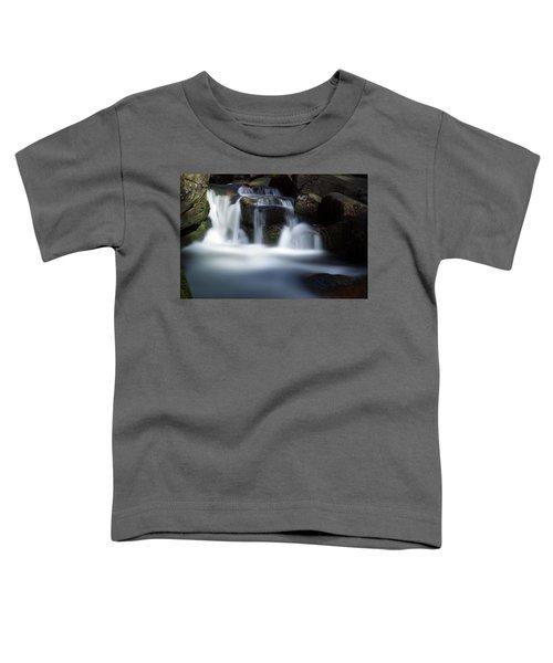 Water Stair - Long Exposure Version Toddler T-Shirt