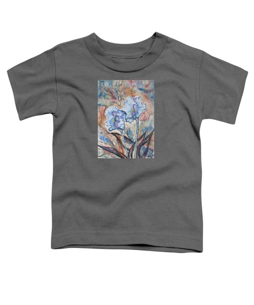 Watercolor - Orchid Impression Toddler T-Shirt