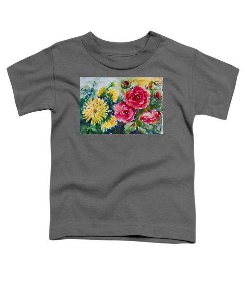 Watercolor Series No. 212 Toddler T-Shirt