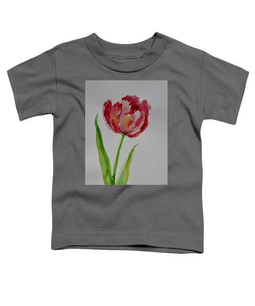 Watercolor Series No.  228 Toddler T-Shirt