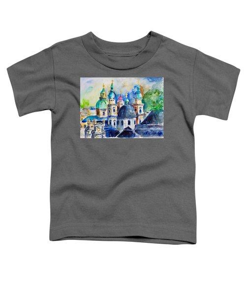 Watercolor Series No. 247 Toddler T-Shirt