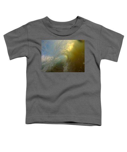 Watercolor Vortex Toddler T-Shirt