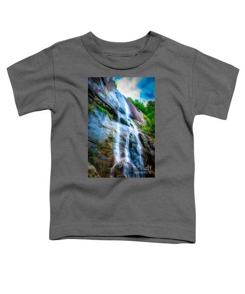 Chimney Rock Toddler T-Shirt