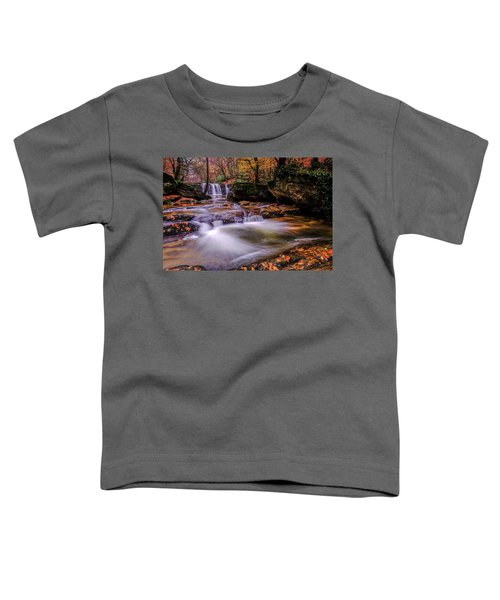 Waterfall-9 Toddler T-Shirt