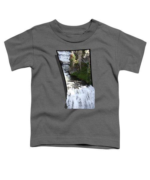 Waterfall Toddler T-Shirt