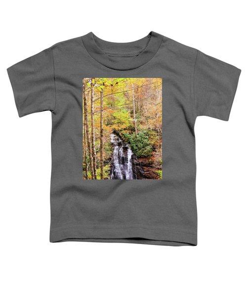 Waterfall Waters Toddler T-Shirt