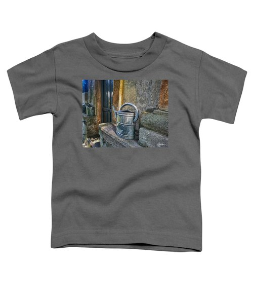 Watering Cans Toddler T-Shirt