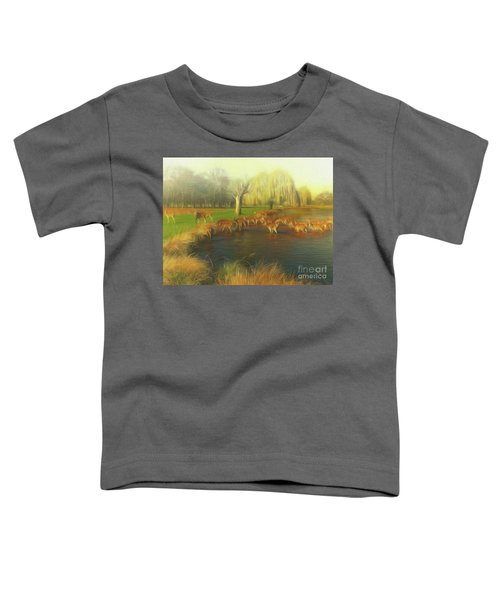 Watering Hole Toddler T-Shirt