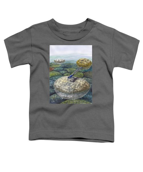 Waters Edge Toddler T-Shirt