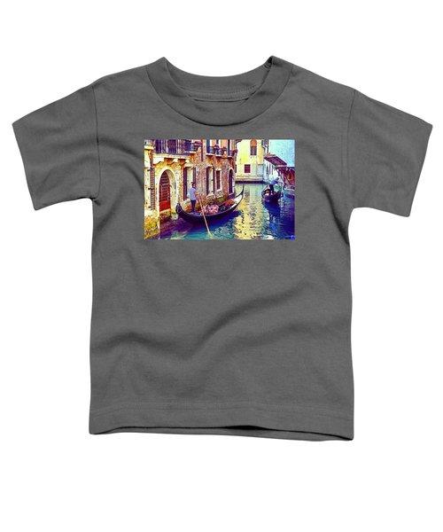 Waterworld Toddler T-Shirt
