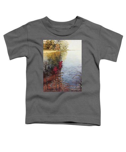 Watts Bar Lake Rockwood Tn Toddler T-Shirt