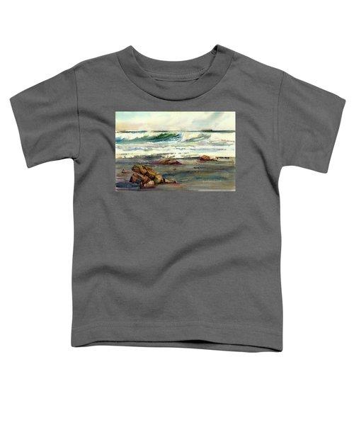 Wave Action Toddler T-Shirt