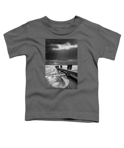 Wave Defenses Toddler T-Shirt