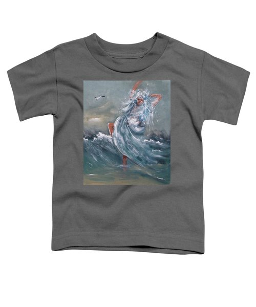 Wave Within Toddler T-Shirt