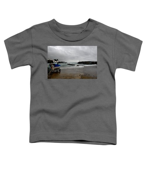 Waves Azores-033 Toddler T-Shirt