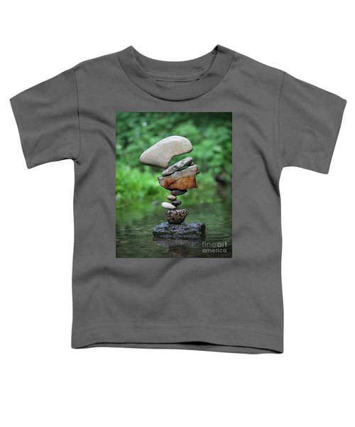 Way Of Zen Toddler T-Shirt