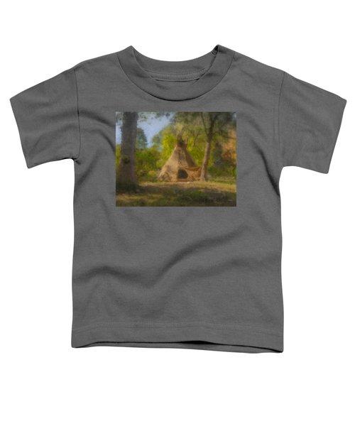 Wayne And Karen's Teepee Toddler T-Shirt