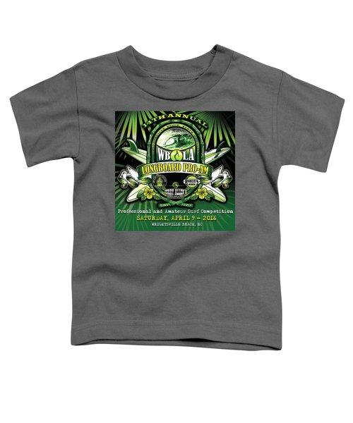 Wbla Proam 2016 Toddler T-Shirt