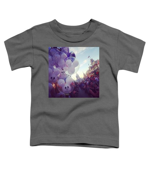 An Early Magical Morning  Toddler T-Shirt