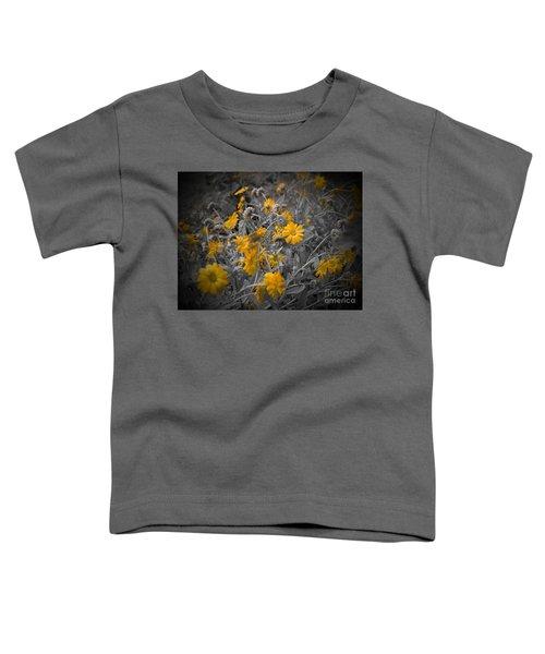 We Fade To Grey Three Toddler T-Shirt
