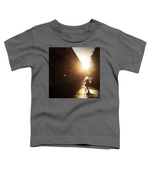 We Live In Budapest #11 Toddler T-Shirt