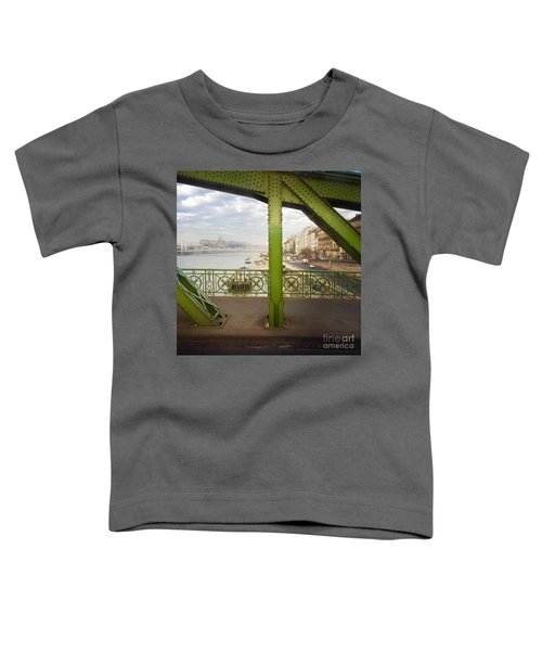 We Live In Budapest #4 Toddler T-Shirt