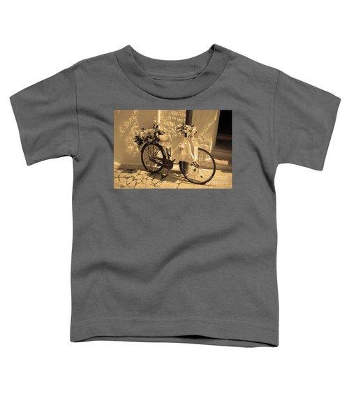 Wedding Bike Toddler T-Shirt