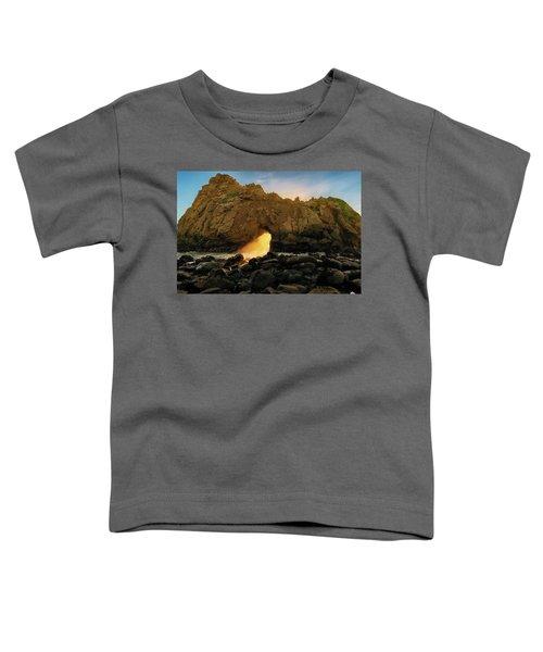 Wedge Of Light Toddler T-Shirt