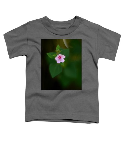 Weed Flower 907 Toddler T-Shirt