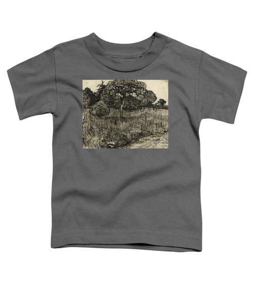 Weeping Tree Toddler T-Shirt